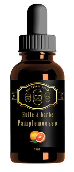 grapefruit beard oil