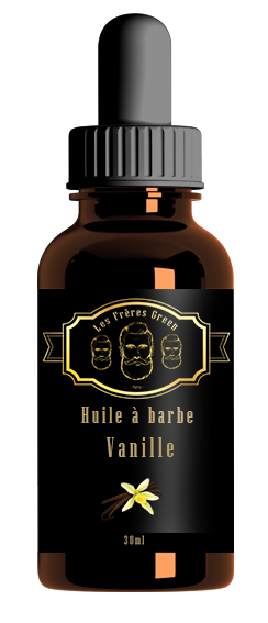vanilla beard oil