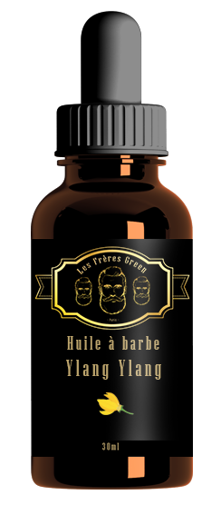 Beard oil ylang ylang