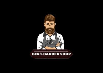 Barbier Ben's Barber Shop