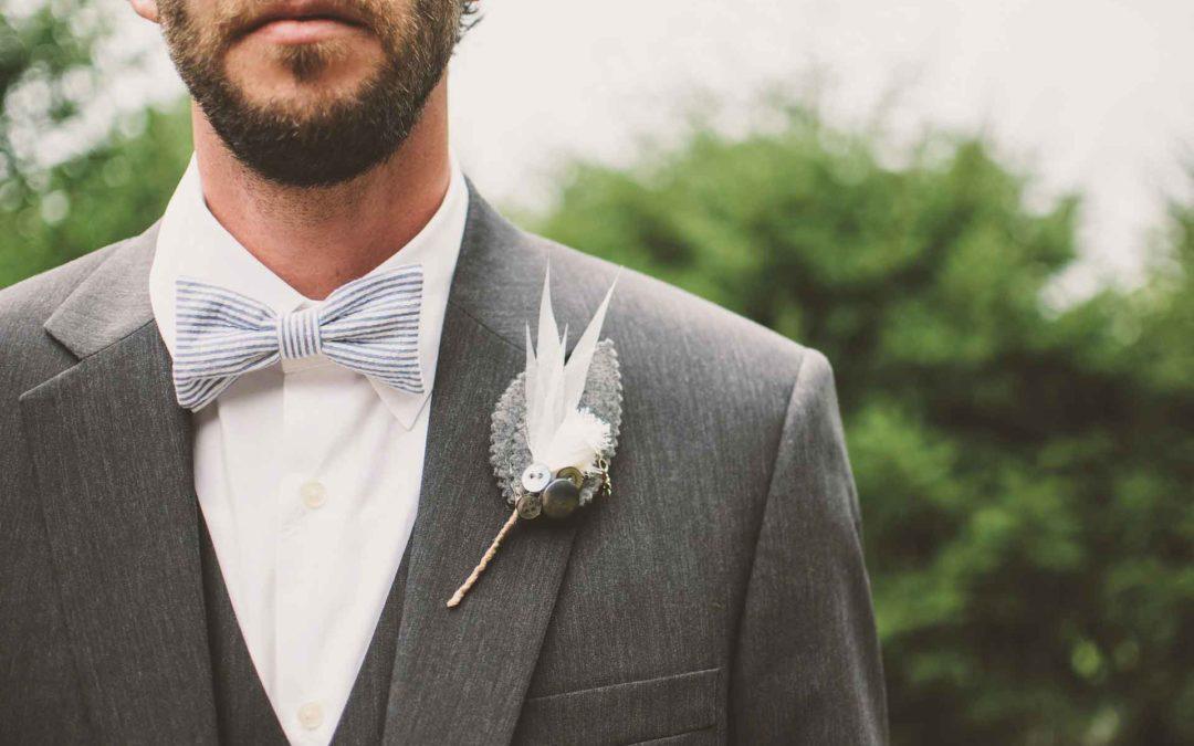 Peut on porter la barbe à un mariage ?