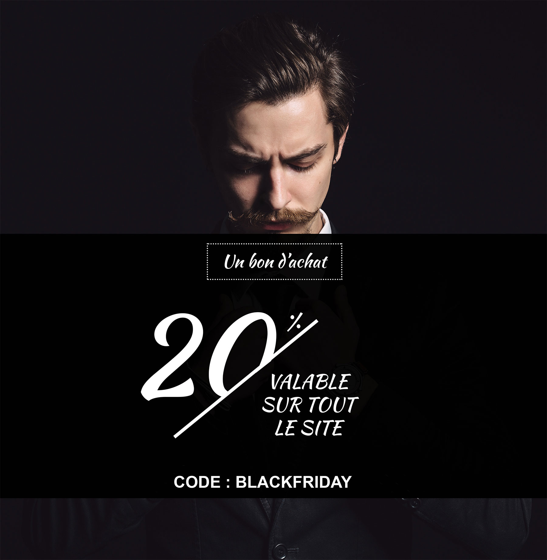 black friday des huiles a barbe