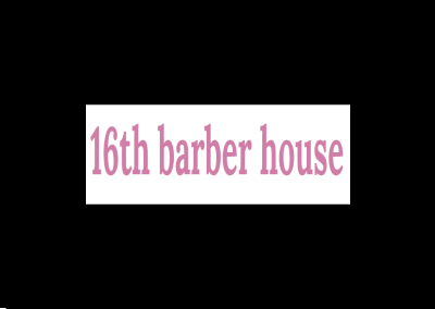 16th Barber House