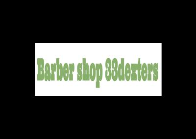 Barber shop 33dexters
