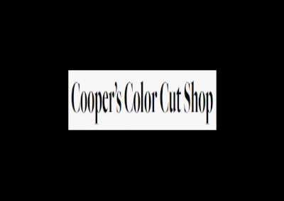 Cooper's Color Cut Shop