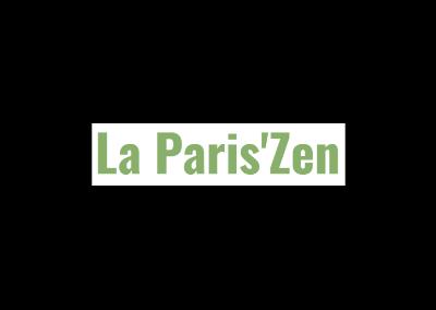 La Paris'Zen salon de coiffure