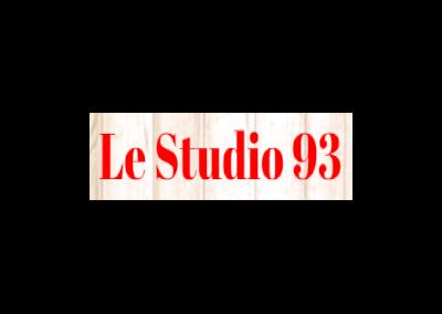 Le studio 93
