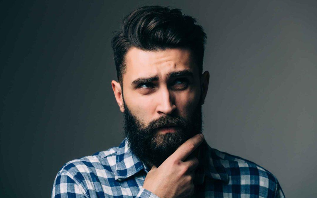 Comment lutter contre les pellicules de barbe ?
